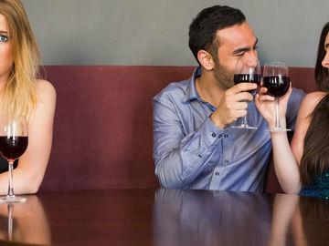 Warum treffen sich männer heimlich mit anderen frauen