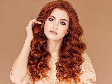 Rote haare heller machen