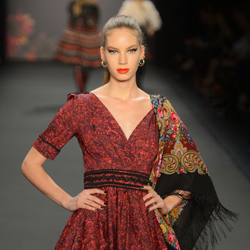 Lena Hoschek Fashion Week Herbst Winter 2013/14