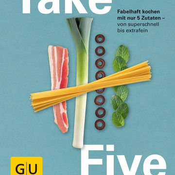GU Buchcover: Take Five